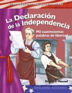 La Declaración de la Independencia: Read-along eBook
