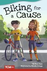 Biking for a Cause: Read-Along eBook