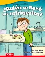 ¿Quién se llevó los refrigerios?: Read-along eBook