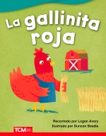 La gallinita roja: Read-along eBook