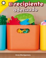 El recipiente adecuado: Read-Along eBook