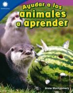 Ayudar a los animales a aprender: Read-Along eBook
