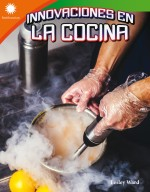 Innovaciones en la cocina: Read-Along eBook