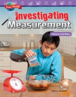 Your World: Investigating Measurement: Volume and Mass: Read-along ebook