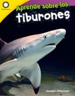 Aprende sobre los tiburones: Read-along eBook