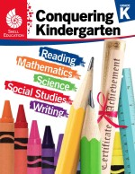 Conquering Kindergarten Grade K