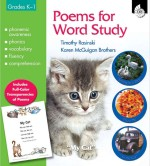 Poems for Word Study: Grades K–1