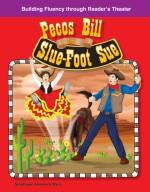 Pecos Bill and Slue-Foot Sue
