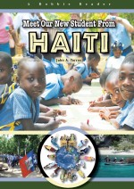 Meet Our New Student From Haiti