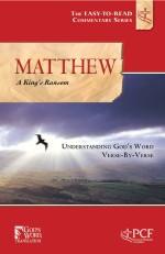 Matthew: A King's Ransom