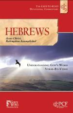 Hebrews: Jesus Christ, Redemption Accomplished
