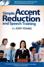 Simple Accent Reduction & Speech Training Video Book
