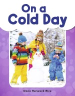 On a Cold Day: Read-Along eBook