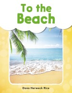 To the Beach: Read-Along eBook