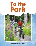 To the Park: Read-Along eBook