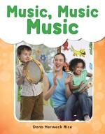 Music, Music, Music: Read-Along eBook