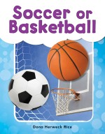 Soccer or Basketball: Read-Along eBook