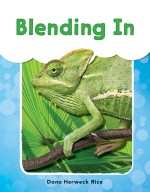 Blending In: Read-Along eBook