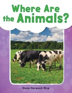 Where Are the Animals?: Read-Along eBook