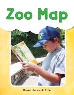 Zoo Map: Read-Along eBook