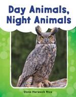 Day Animals, Night Animals: Read-Along eBook