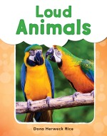 Loud Animals: Read-Along eBook