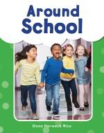 Around School: Read-Along eBook