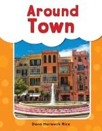 Around Town: Read-Along eBook