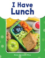 I Have Lunch: Read-Along eBook