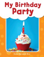 My Birthday Party: Read-Along eBook