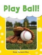 Play Ball!: Read-Along eBook