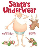 Santa's Underwear: Read Along or Enhanced eBook