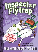 Inspector Flytrap in the Goat Who Chewed Too Much (Book #3): Read Along or Enhanced eBook