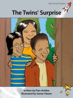 The Twins' Surprise  (Readaloud)