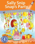 Sally Snip Snap's Party (Readaloud)
