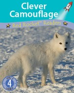 Clever Camouflage Standard English Ed (Readaloud)
