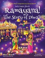 Let's Learn About Ramayana! The Story of Diwali