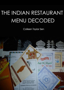 The Indian Restaurant Menu Decoded