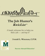 The Job Hunter's KwicList