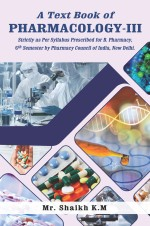 A Text Book of Pharmacology-III