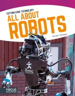 All About Robots: Read Along or Enhanced eBook