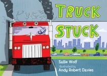 Truck Stuck: Read Along or Enhanced eBook
