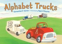 Alphabet Trucks: Read Along or Enhanced eBook