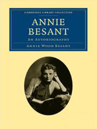 Annie Besant An Autobiography By Annie Besant