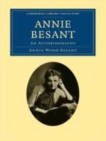 Annie Besant An Autobiography