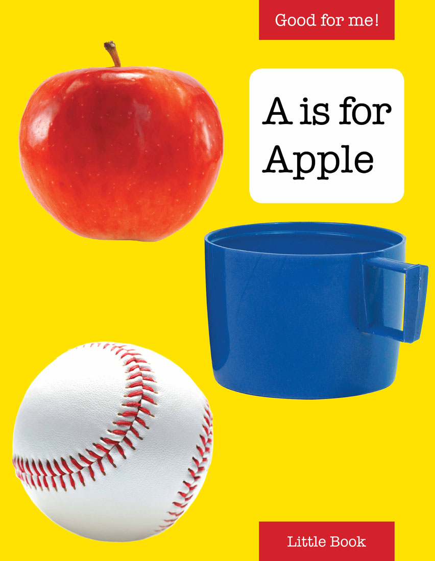 A is for Apple Little Book By Weingart  Cydney