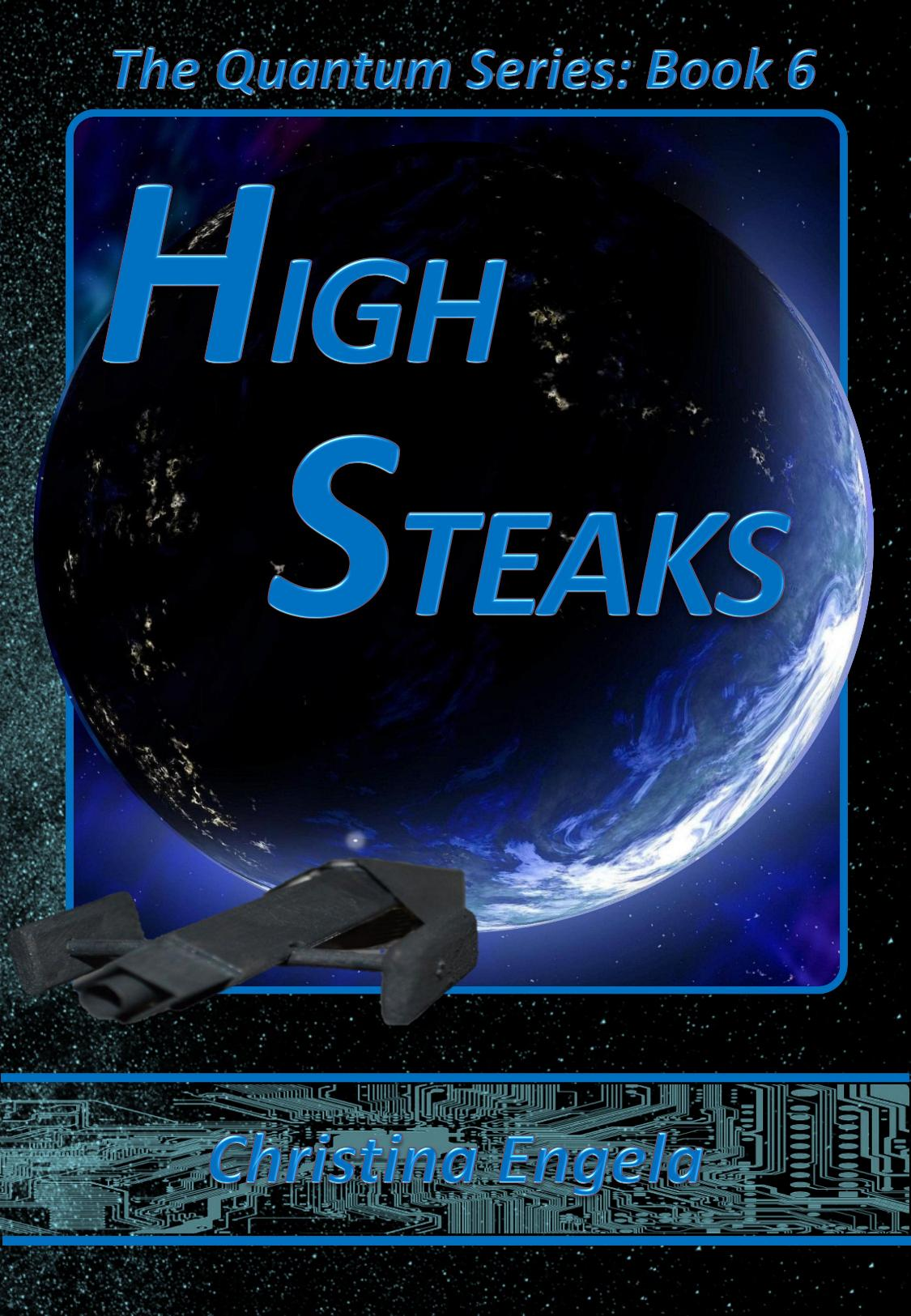 High Steaks By Christina Engela
