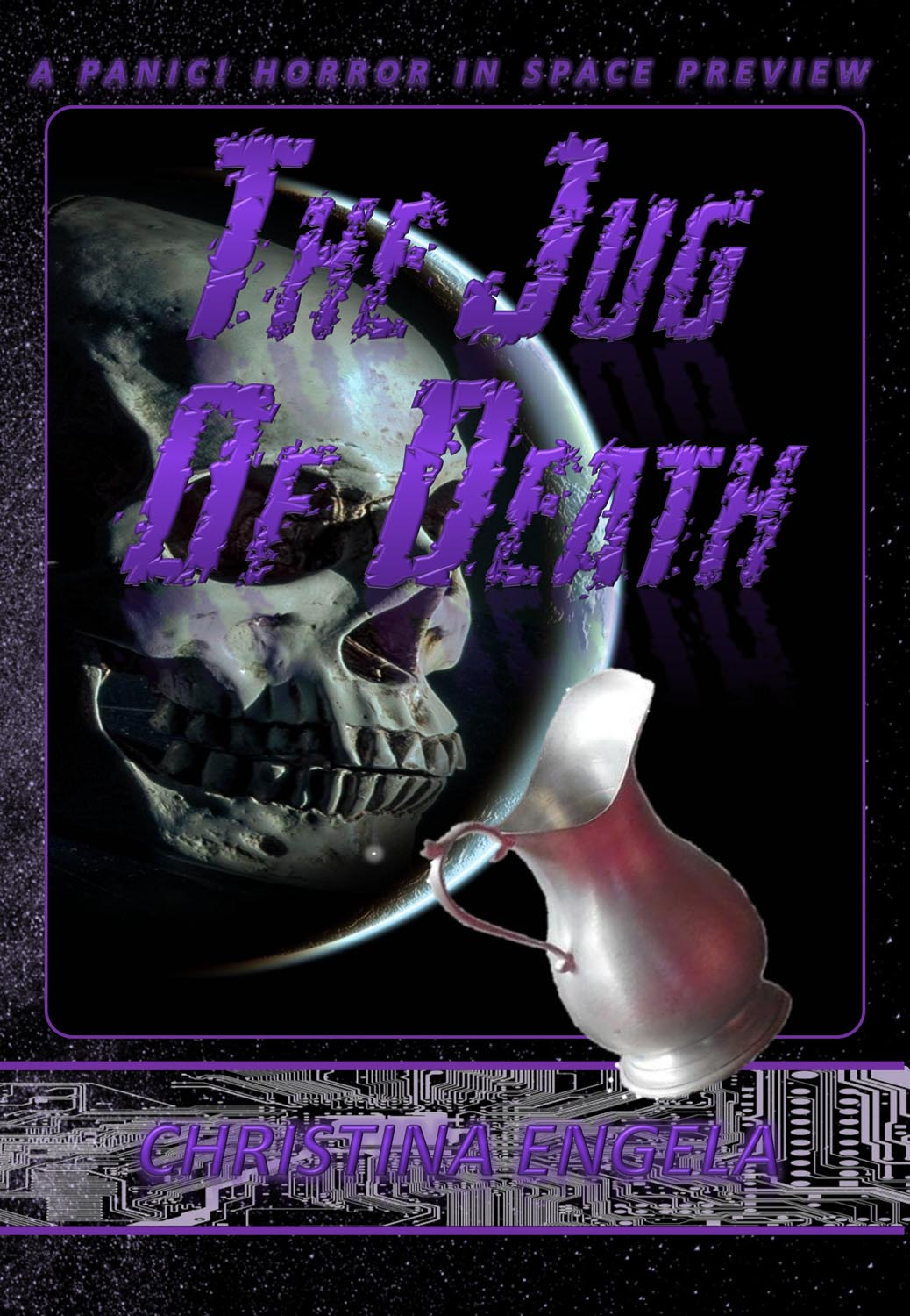 The Jug Of Death By Christina Engela