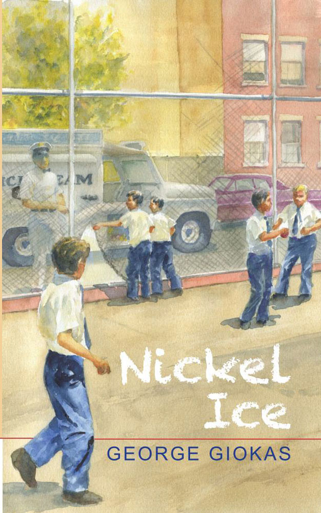 Nickel Ice By George Giokas