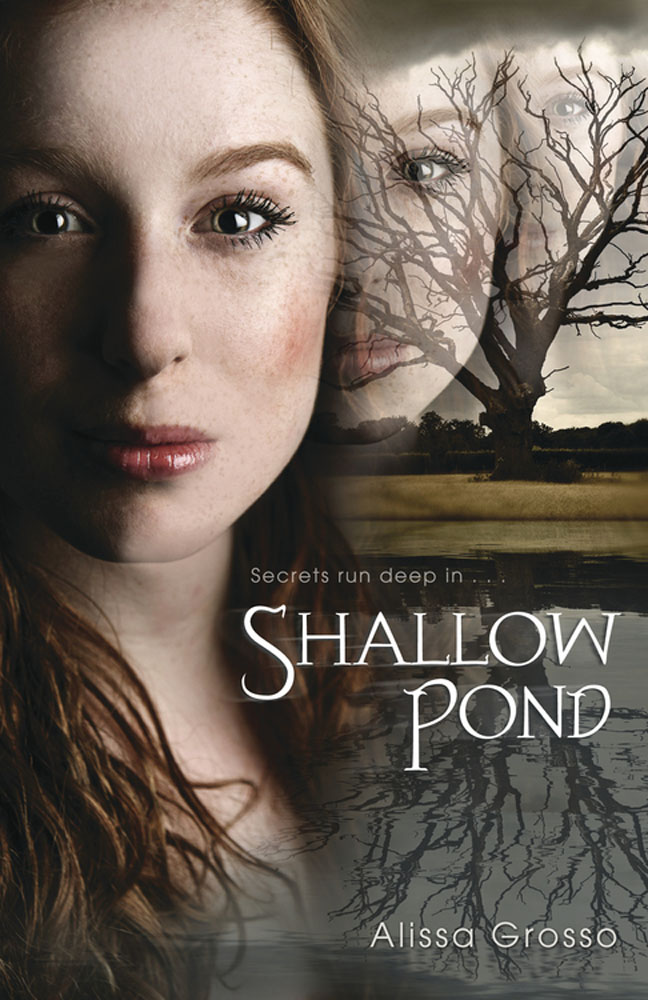 Shallow Pond By Alissa Grosso